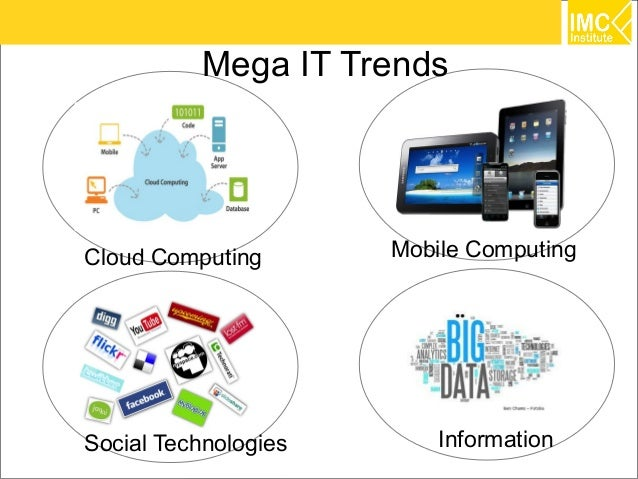trends in information technology pdf