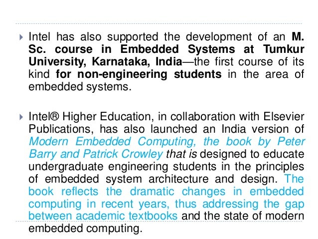 modern embedded computing peter barry pdf