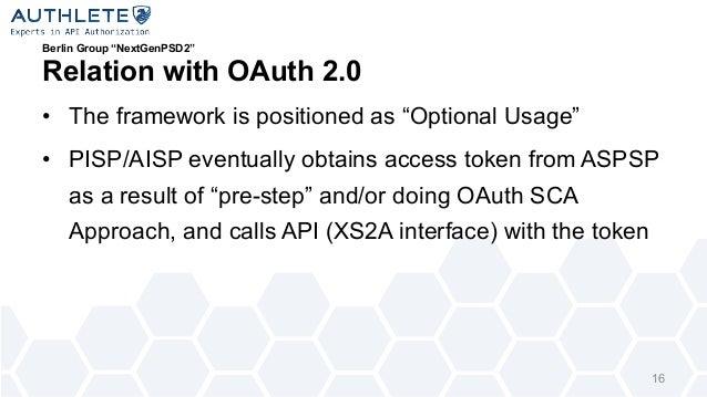 Oauth2 Wiki
