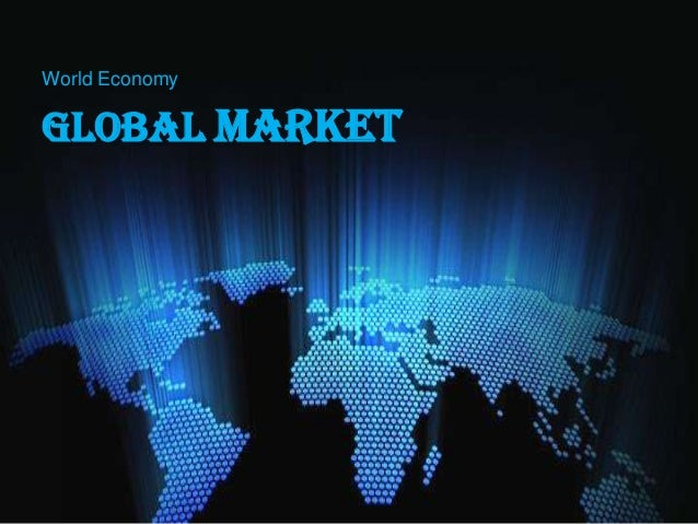 the globalization marketing The marketing mix in global marketing product — should the product stay the same in each market, or does it need to be adjusted to fit local tastes price — is a new pricing strategy required to deal with variations in local competition.