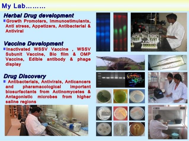 My Lab……… Herbal Drug developmentHerbal Drug development Growth Promoters, Immunostimulants, Anti stress, Appetizers, Anti...