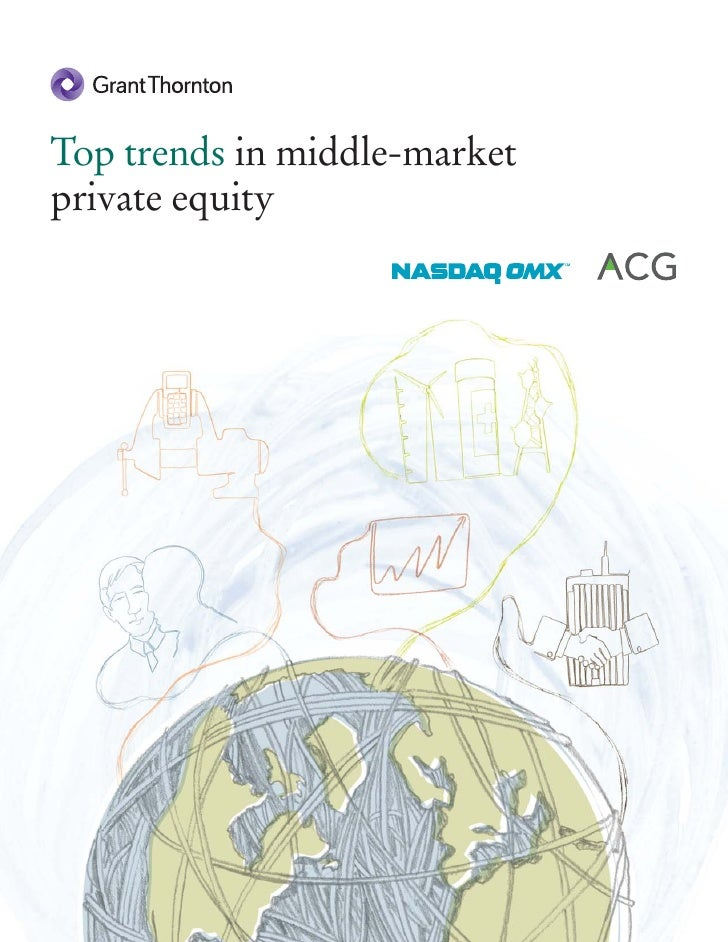 Top trends in middle-market private equity