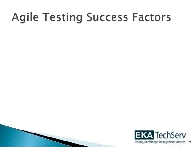 Software testing trends essay