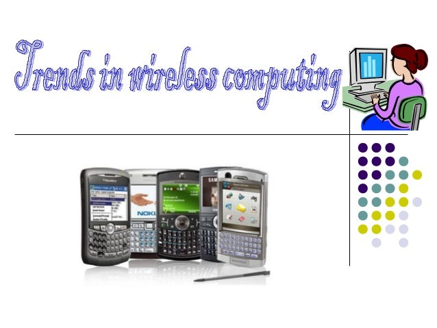 Computing devices which can be used without wires • Several categories of portable computing devices can run on batteries ...