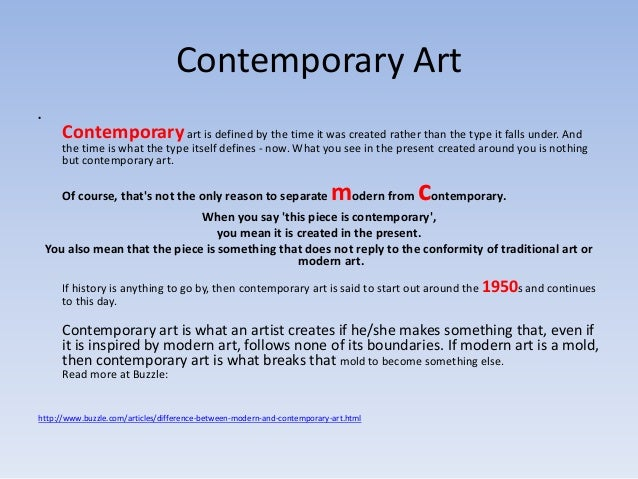 Trends of contemporary _ arts_ course _ structure _2_