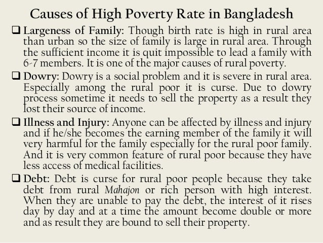 Bangladesh: New Life for the Rural Poor