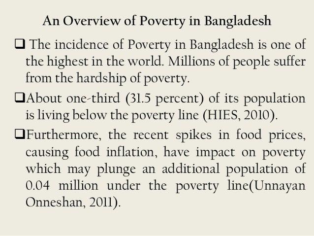 Trends in Rural & Urban Poverty: Pakistan