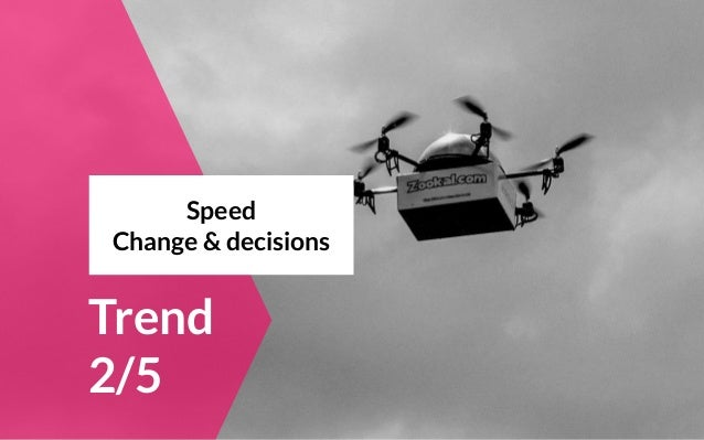 Trend 2/5 Speed Change & decisions