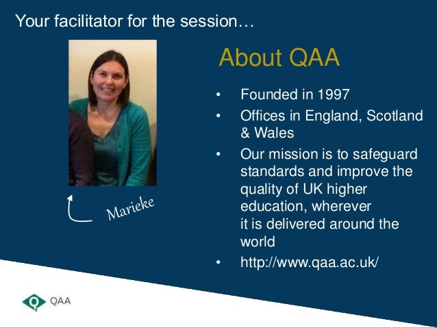 Your facilitator for the session… • Founded in 1997 • Offices in England, Scotland & Wales • Our mission is to safeguard s...
