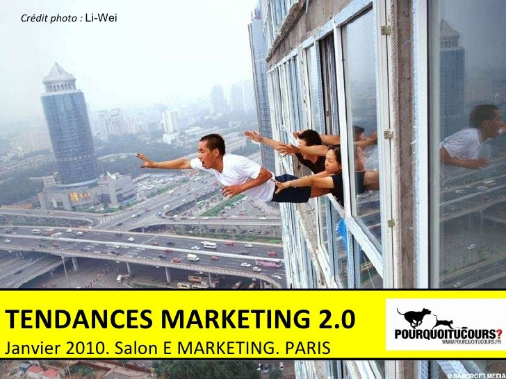 2010 marketing trend salon e marketing jeremy dumont de - Salon emarketing paris ...