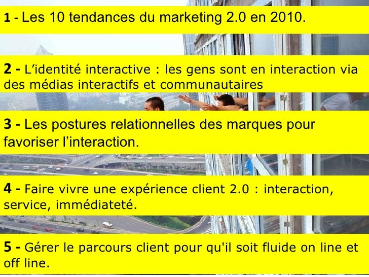 2010 marketing trend salon e marketing jeremy dumont de - Salon du e marketing ...