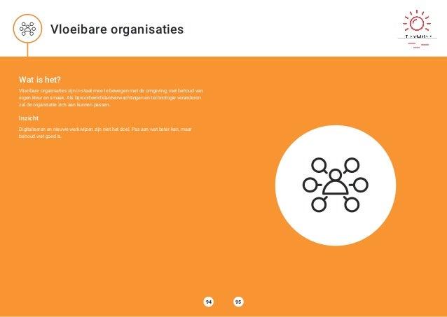 Wat is het? Vloeibare organisaties zijn in staat mee te bewegen met de omgeving, met behoud van eigen kleur en smaak. Als ...