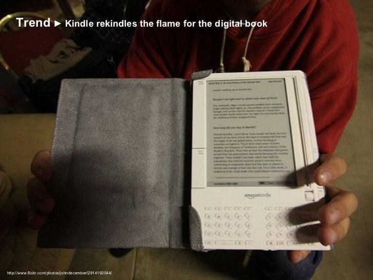 Trendwatch: eBook Race Slide 2