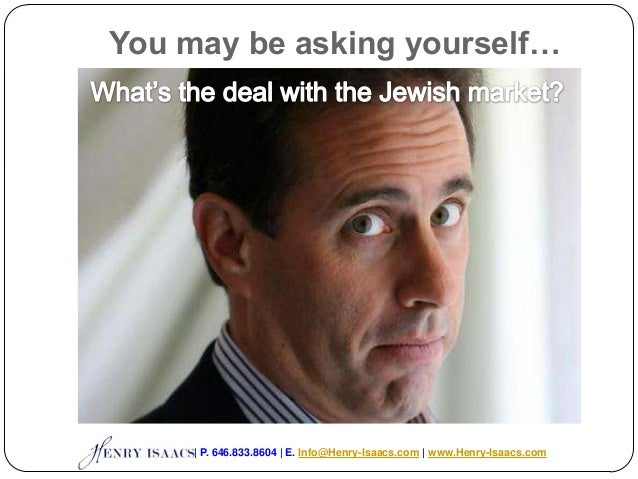You may be asking yourself… | P. 646.833.8604 | E. Info@Henry-Isaacs.com | www.Henry-Isaacs.com