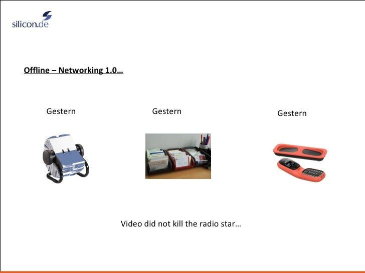 Zukunftstrends von Social Networking Slide 3
