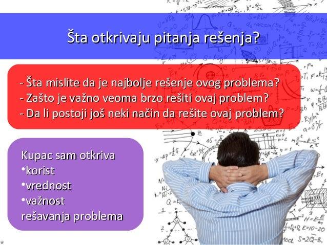 Koja je uloga SPIR pitanja rešenja?Koja je uloga SPIR pitanja rešenja? Pitanja rešenja čine da kupac objasni koje delovePi...