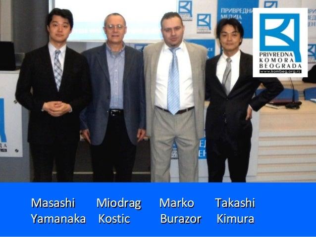 """Trening """"Japanski model za poslovanje u Srbiji""""Trening """"Japanski model za poslovanje u Srbiji"""""""