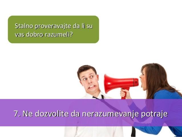 """""""""""Ako ne posvetite potrebnu pažnju svojimAko ne posvetite potrebnu pažnju svojim kupcima, neko drugi će to sigurno učiniti..."""