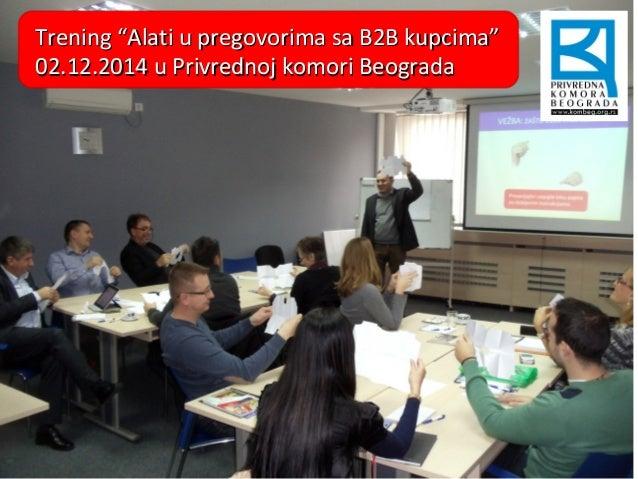 Javni trening unapređenja poslovanja primenom LeanJavni trening unapređenja poslovanja primenom Lean metodologije - Privre...