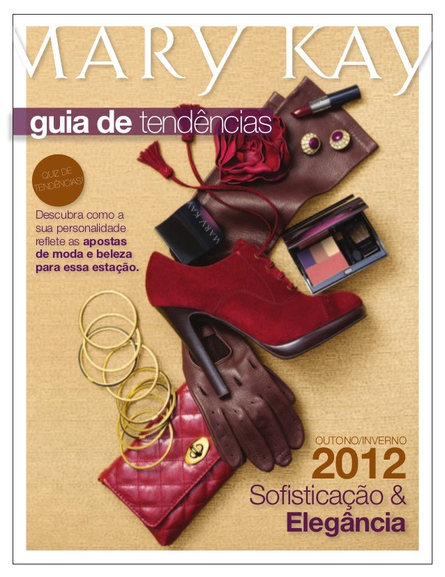 guia de tendências OUTONO/INVERNO 2012 Descubra como a sua personalidade reflete as apostas de moda e beleza para essa est...