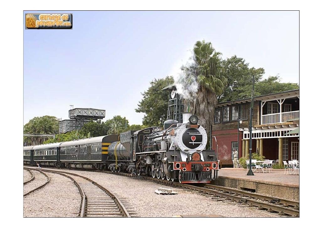 Tren  Rovos