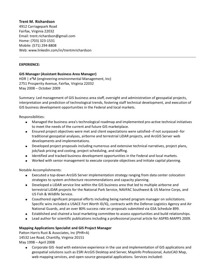 trent m richardson4912 carriagepark roadfairfax resume lead author resume trent m richardson4912 carriagepark roadfairfax resume lead author resume - Lead Author Resume