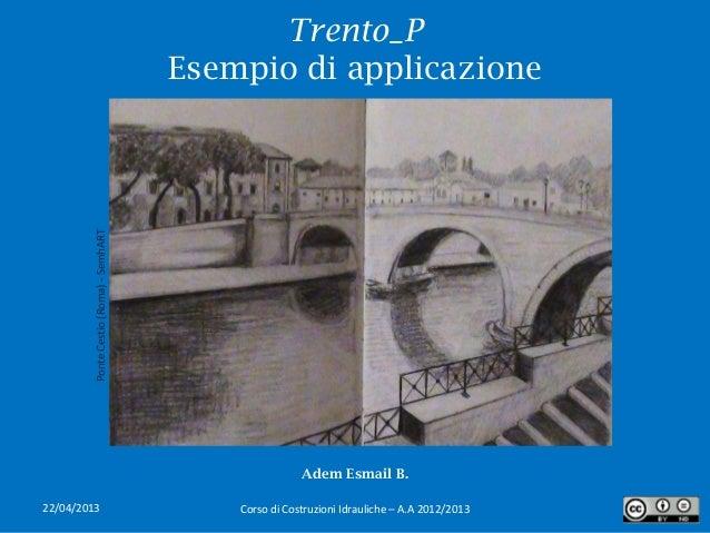 Trento_P                                         Esempio di applicazione         Ponte Cestio (Roma) - SemhART            ...