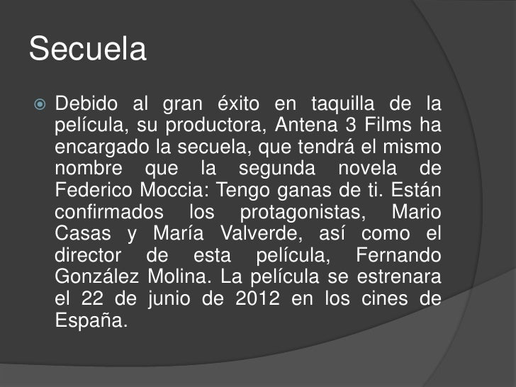 Premios y nominaciones   Premios    GoyaAñoCategoríaPersonaResultado2010Mejor    guion adaptado Ramón Salazar Nominado Pr...