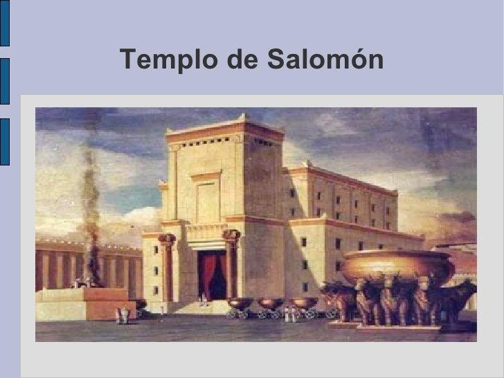 La Monarquía (Saúl, David Y Salomón