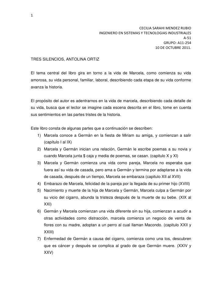 CECILIA SARAHI MENDEZ RUBIO<br />INGENIERO EN SISTEMAS Y TECNOLOGIAS INDUSTRIALES<br />A-51<br />GRUPO: A11-254<br />10 DE...