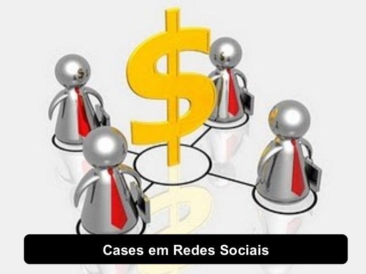 Felipe Morais Cases em Redes Sociais