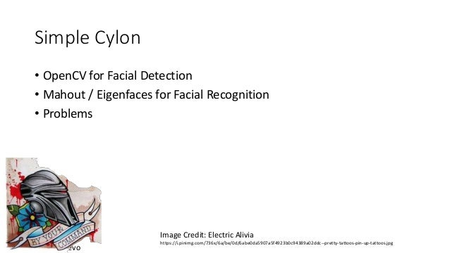 Flink Forward Berlin 2017: Trevor Grant - Do I know you? Real time facial recognition with an Apache Stack Slide 3
