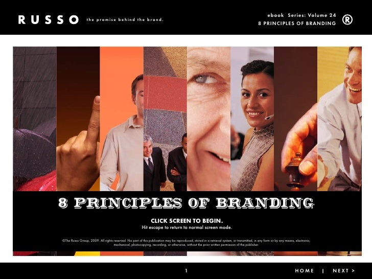 ebook Ser ies: Volume 24                  the promise behind the brand.                                                   ...