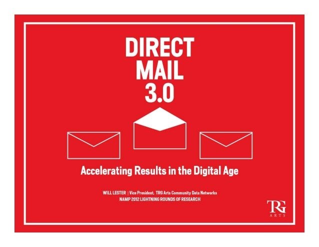 Direct Mail 3.0