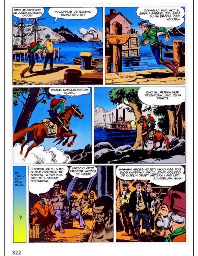 trgovci robljem - kapetan miki