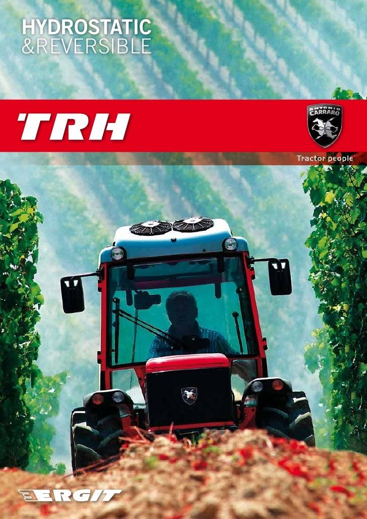 TRH 9400 - TRH 9400 F_ SPA