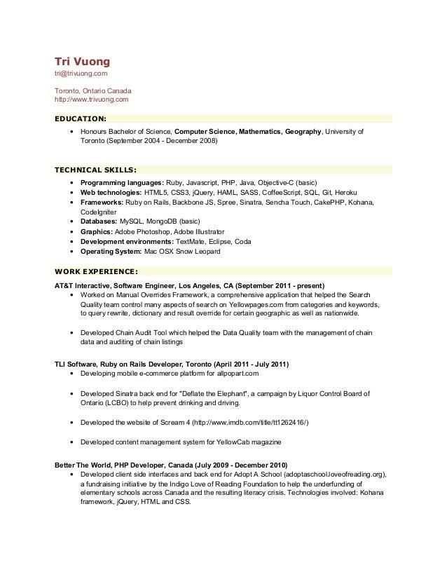 Tri vuong-resume