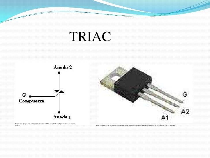 TRIAChttp://www.google.com.co/imgres?q=triac&hl=es&biw=1024&bih=677&gbv=2&tbm=isch&tbnid=ZI9-=-                           ...