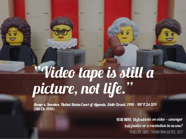 """"""".. to use or not to use? Risks and advantages of trial by videolink for defense lawyers and defense"""