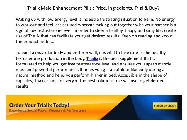 Together Energy Reviews >> Where To Buy Trialix In Usa Muscle Booster Price Trial