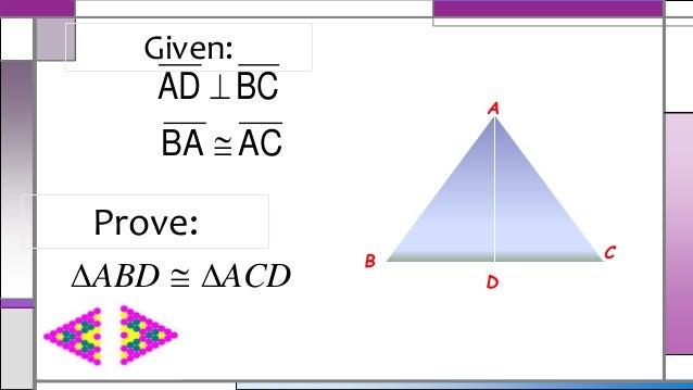 HyA(Hypotenuse-Acute  angle) Congruence Theorem  If the hypotenuse and an acute angle of  one right triangle are congruent...