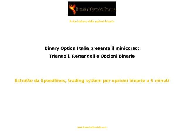 Tri binary options