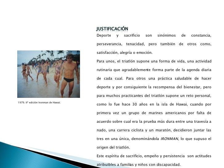 TriatlóN Solidario Web Slide 2