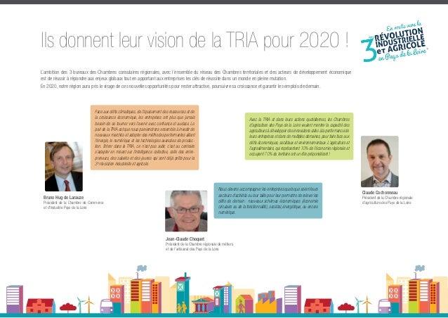 Troisi me r volution industrielle et agricole vision 2020 en pays d - Chambre regionale des comptes pays de la loire ...