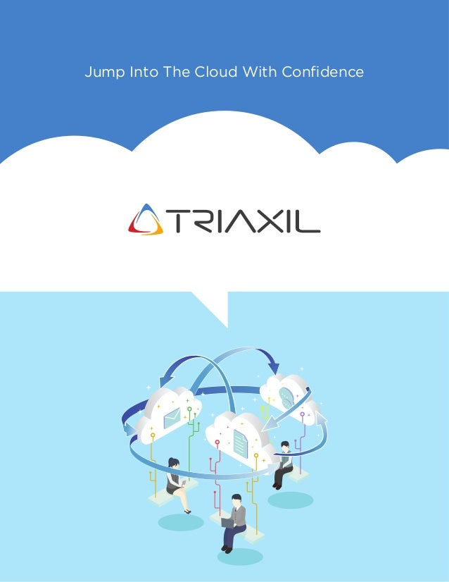 Jump Into The Cloud With Confidence
