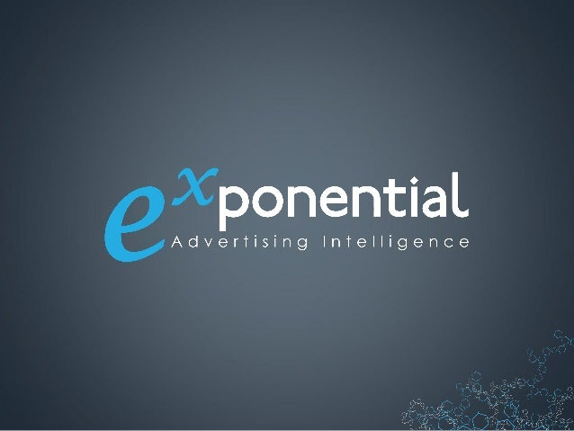 2 Humanizing Big Data 2 Presented by: Ken Nelson Vice President, Business Development, Exponential @exponentialinc | #adve...
