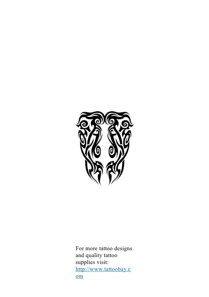Tribal tattoo design reference book for Tattoo reference books