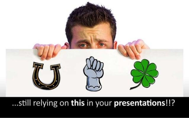 TRIBE Presentations