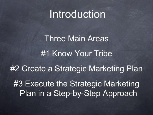 Tribal Marketing Slide 3