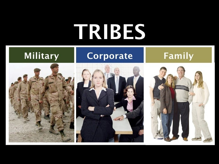 TRIBES Military    Corporate   Family
